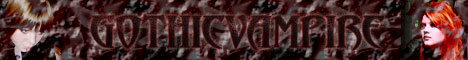 Готическая субкультура. Ателье. Фотосессии. PaFoS Gothic Party. J-Rock. Сайт посвящен истории возникновения и развития готической субкультуры и вампиризма. Одним из подразделов является Dark Aesthetic - питерское ателье по пошиву эксклюзивной готической (и не только) одежды на заказ. С поддержкой GothicVampire регулярно проводятся фотосессии и вечеринки (последний из проектов - PaFos = GothiC = partY, совмещающий в себе кроме Готики также J-Rock и Metal направления). Подборка книг, MP3, обоев, мультфильмов, видео-клипов и картинок на сходные тематики.